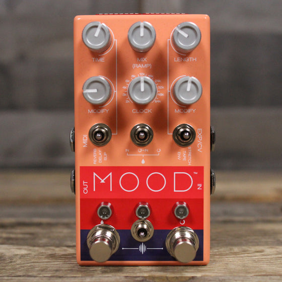 Chase Bliss MOOD Looper/Delay