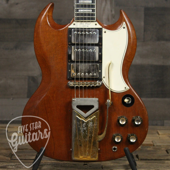 Pre-Owned Vintage 1962 Gibson Les Paul Custom