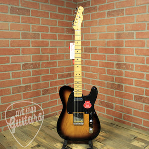 Classic Player Baja Telecaster, Maple Fingerboard, 2-Color Sunburst