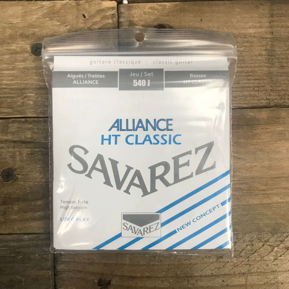 Savarez 540J Alliance HT
