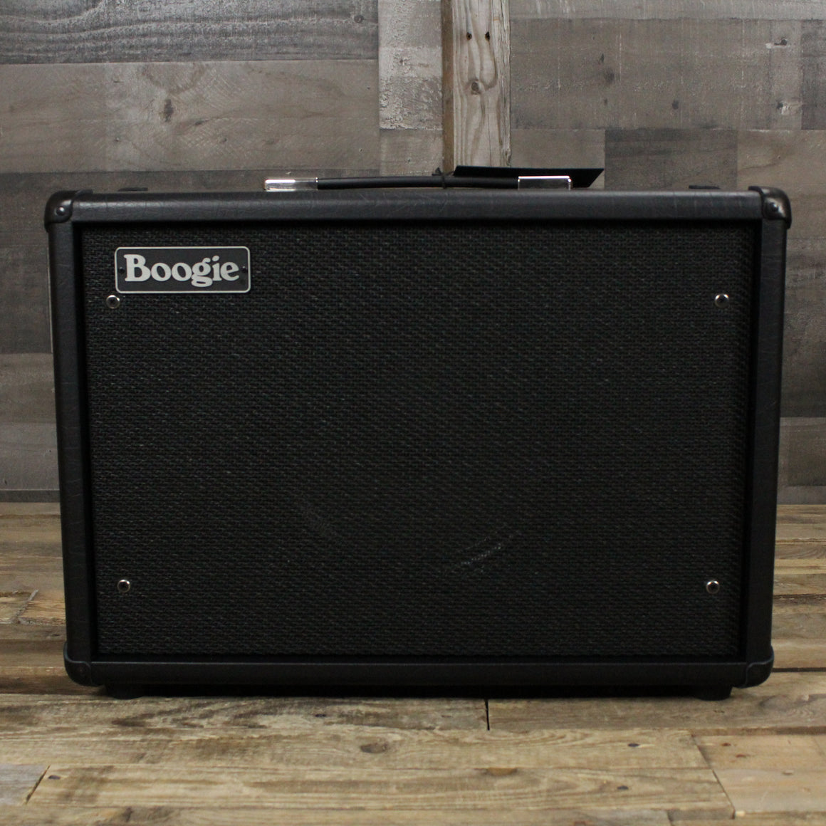 Mesa Boogie Compact Widebody 1x12 Boogie Logo Guitar Cabinet