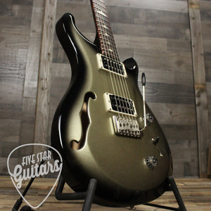 PRS Custom 22 Semi-Hollow Custom Color - Golden Smokeburst