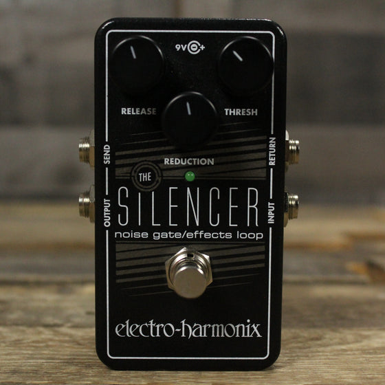 Pre-Owned Electro-Harmonix The Silencer Noise Gate / Effects Loop Pedal