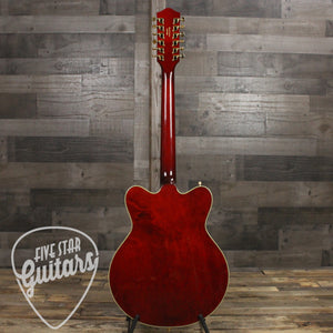 G5422G-12 Electromatic® Hollow Body Double-Cut 12-String - Walnut Stain