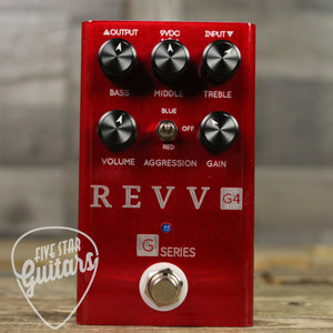 REVV G4 Overdrive/Distortion