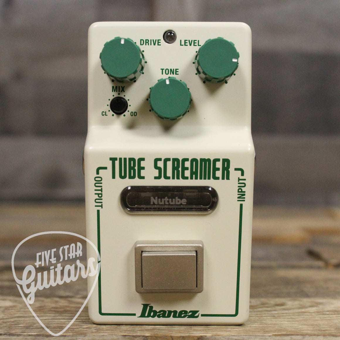 Pre-Owned NTS Nu Tube Screamer