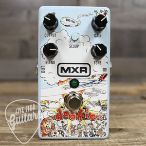 MXR Green Day DD25 Dookie Drive Pedal