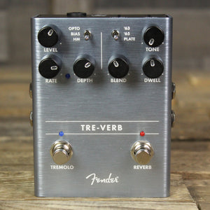 Pre-Owned Fender Tre-Verb