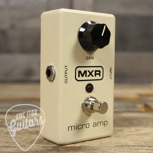 Pre-Owned MXR M-133 MICRO AMP