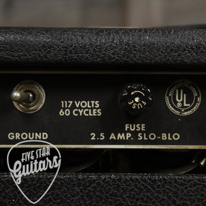Pre-Owned '67 Fender Dual Showman Silverface Head
