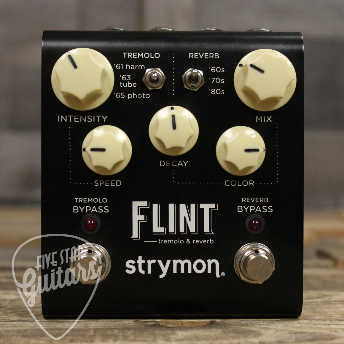 Pre-Owned Strymon Flint Reverb/Tremolo