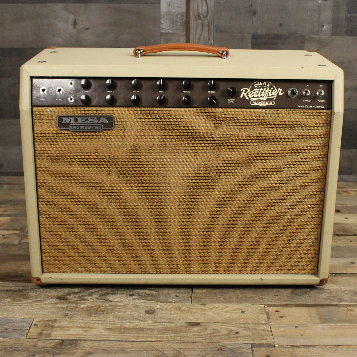Pre-Owned Mesa Boogie Dual Rectifier Maverick combo