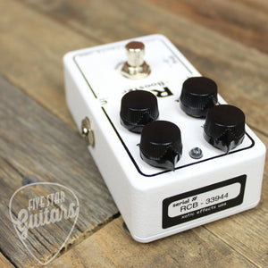 B-Stock V1 RC Booster, White, w/ box