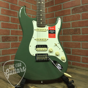 Fender American Pro Stratocaster HSS ShawBucker, Rosewood, Antique Olive