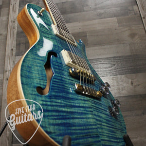 PRS Semi-Hollow McCarty 594 River Blue