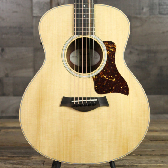 Taylor GS Mini-e Quilted Sapele LTD sn0211