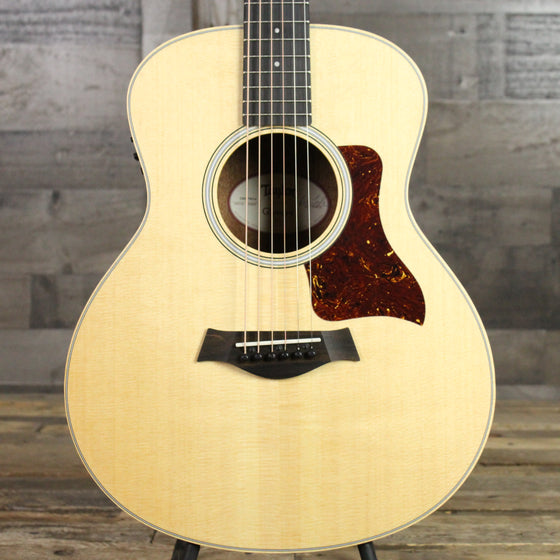 Taylor GS Mini-e Quilted Sapele LTD sn0214