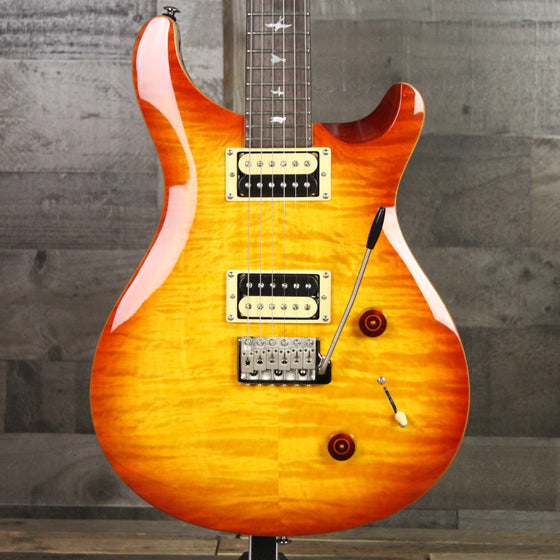 Paul Reed Smith SE Custom 22 - Vintage Sunburst SN:7238