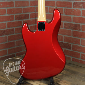 Fender American Original '60s Jazz Bass Candy Apple Red