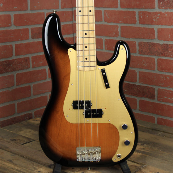 American Original '50s Precision Bass 2-Color Sunburst