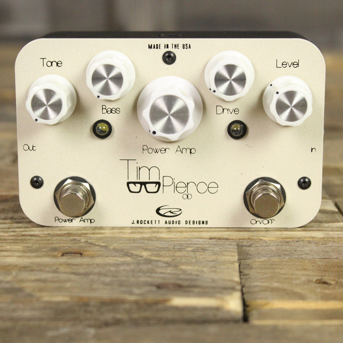 J. Rockett Tim Pierce Overdrive /Power Amp