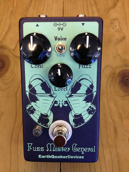 EarthQuaker Devices FuzzMaster General