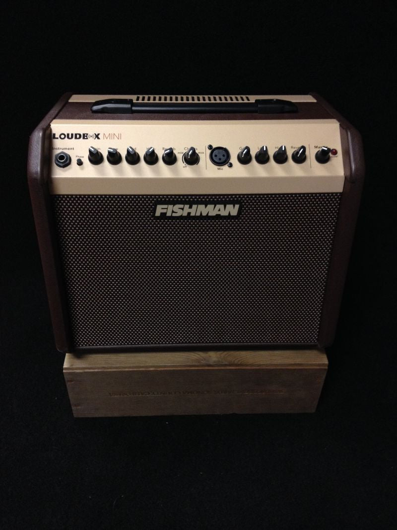 Fishman Loudbox Mini PRO-LBX-500 60W Acoustic Combo Amp - Brown