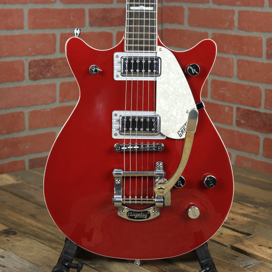 Gretsch G5441T Double Jet with Bigsby, Rosewood, Firebird Red