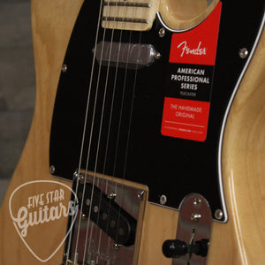 American Pro Telecaster, Maple Fingerboard, Natural