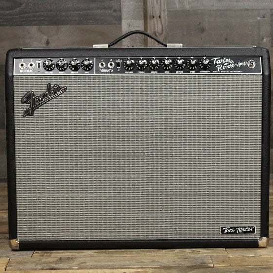 Fender Tone Master Twin Reverb Guitar Combo Amp
