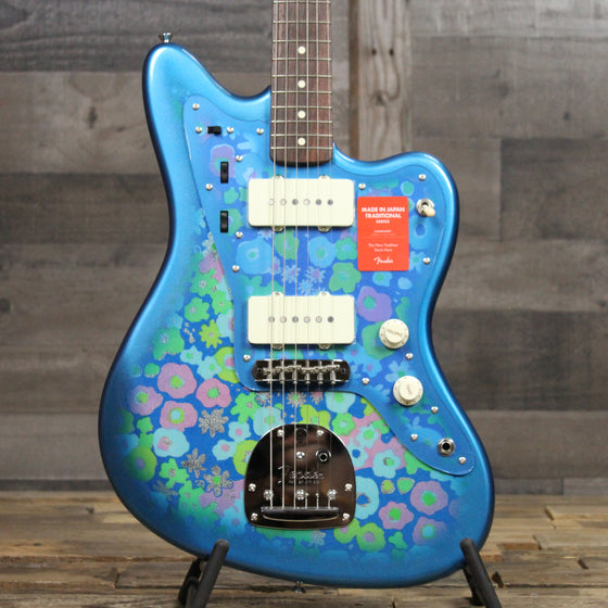Pre-Owned Jazzmaster Blue Flower