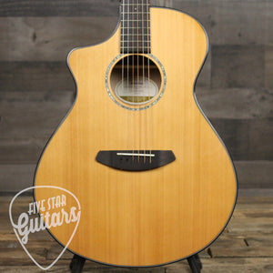 Breedlove Pursuit Concert CE LH Red Cedar - Mahogany Left Handed