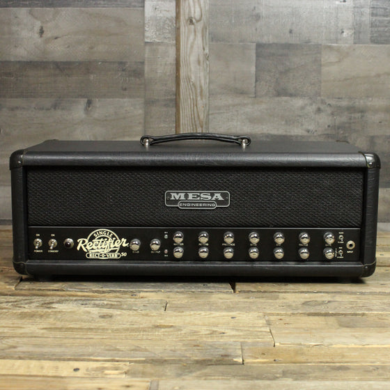 Pre-Owned Mesa Recto-Verb 50 Head
