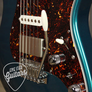 Tom Anderson Classic Ocean Turquoise Caramel