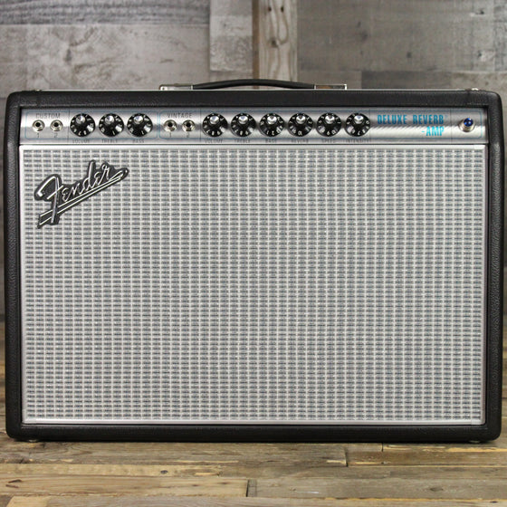 Pre-Owned '68 Deluxe Reverb Reissue