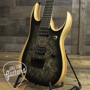 Pre-Owned Ibanez RGDIX6PB