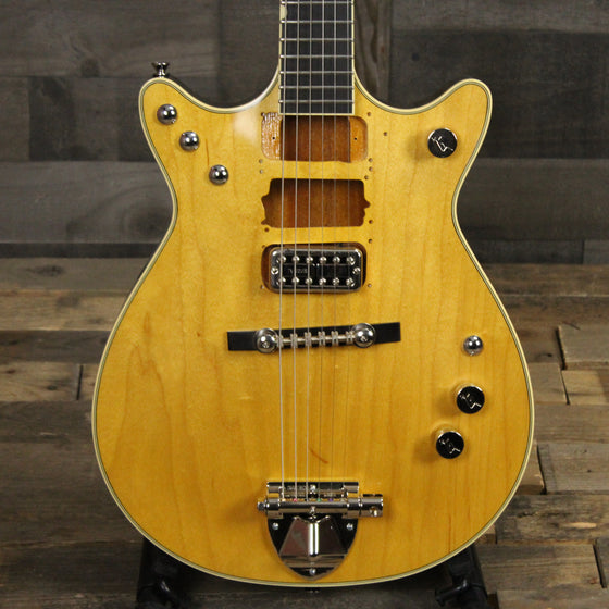 Gretsch Professional - Malcolm Young Signature Jet - G6131- MY - Natural - Ebony Fingerboard