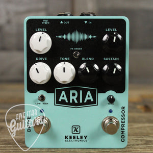 Pre-Owned Keeley Aria