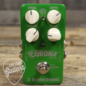 Pre-owned TC Electronic Corona Chorus