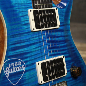 PRS Custom 22 Aquamarine