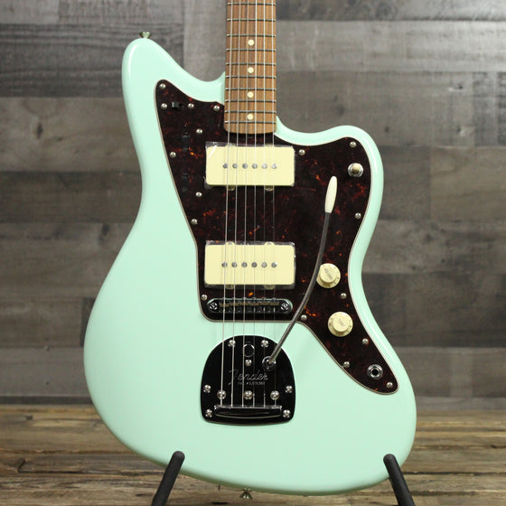 Fender Vintera '60s Jazzmaster Modified Electric Guitar Surf Green