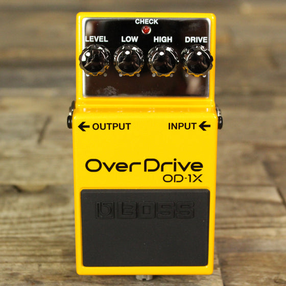 Boss OD-1X Overdrive Special Edition