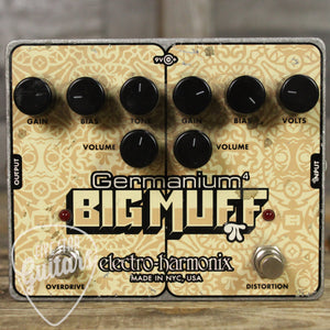 Pre-Owned Germanium Big Muff