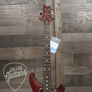 Pre-Owned PRS Vela Red Satin