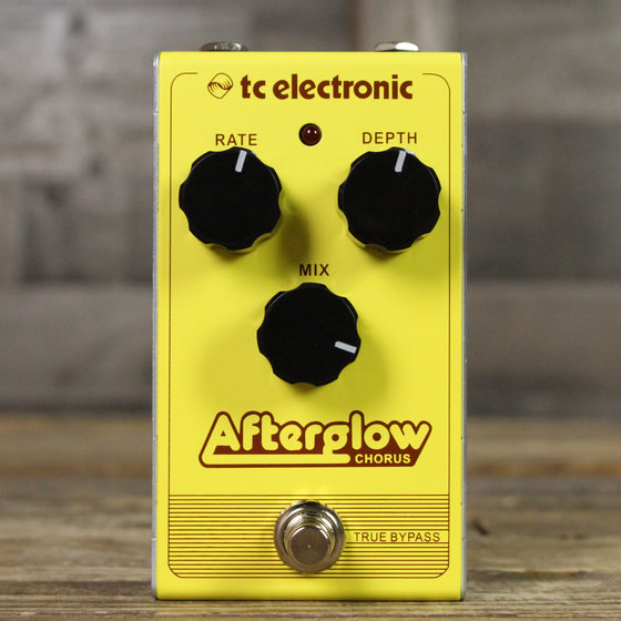 USED TC Afterglow