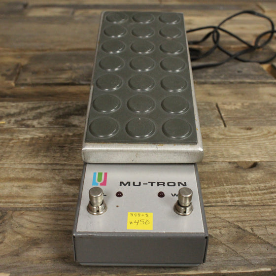 Pre-Owned 70s Mutron C-200 Volume-Wah Pedal