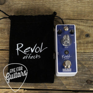 Pre-Owned Revol Navy Blue Overdrive