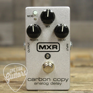 Pre-Owned MXR M169A Carbon Copy