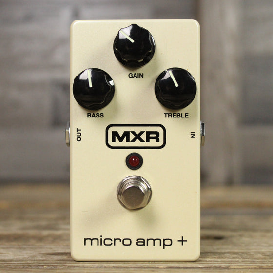 Pre-Owned MXR Micro Amp +
