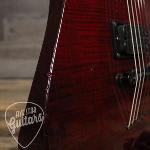 Pre-Owned Schecter Gryphon Transparent Red